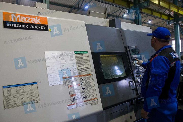 токарная обработка металла на станках c ЧПУ